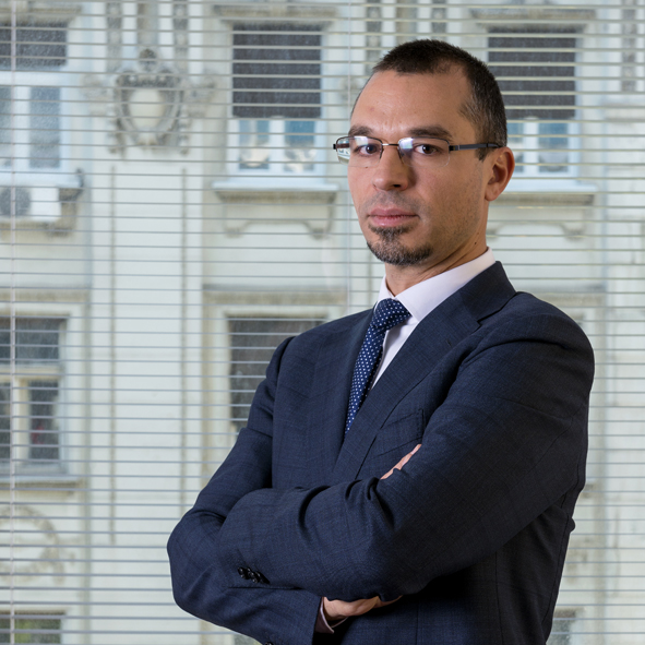 Uroš Ćamilović, Business Advisory Services Partner